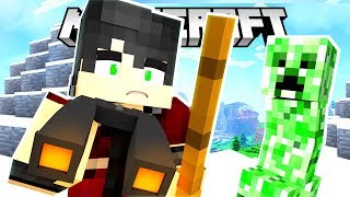 EXPLORING NEW LAND!! THIS WAS NOT EXPECTED... | Krewcraft Minecraft Survival | Episode 3
