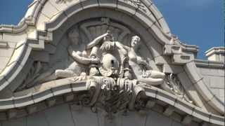 Naked Nymphs on North Clark Street?  Architectural Ornaments In Andersonville