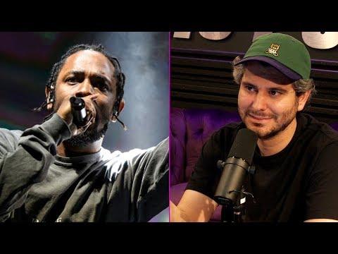 Kendrick Lamar Kicks Fan Off Stage