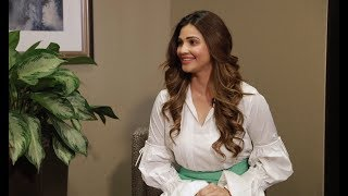 Daisy Shah interviews with Reshma Dordi of Showbiz India TV