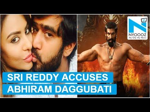 Xxx Mp4 Sri Reddy Accuses Rana Daggubati 39 S Brother Of 'sexploitation' Leaks Pics 3gp Sex