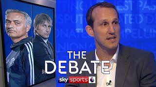 Who is the best manager? Mourinho v Conte v Wenger v Guardiola | Rosenior & Schwarzer | The Debate