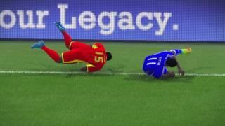 PS4 PES 2017 Gameplay Al Merreikh vs Al Hilal Omdurman HD