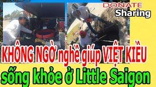 KH,Ô,NG NG,Ờ nghề giúp VIỆT KIỀU sống khỏe ở Little Saigon
