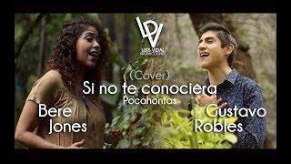 Si no te conociera (Cover) - Pocahontas