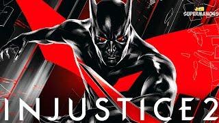 EPIC BATMAN BEYOND! #J2 - Injustice 2