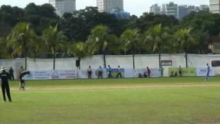 Sanath Jayasuriya and Upul Tharanga  Batting - IAT20 Super Challenge Olam Cup