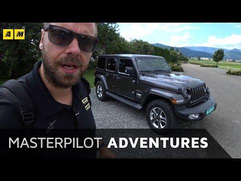 Nuova Wrangler Sahara JL e Camp Jeep 2018 13 15 luglio vi aspettano