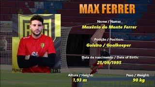 Max Ferrer - Goleiro (Goalkeeper) 1995 (2016)
