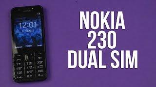Распаковка Nokia 230 Dual Sim