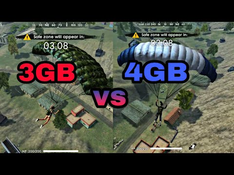 Xxx Mp4 Free Fire Battlegrounds In 4GB RAM VS 3GB RAM Does It Makes Much Difference 3gp Sex