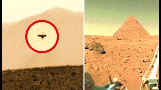 5 Signs & Evidence Of Aliens & Alien Life On Mars