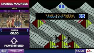 Marble Madness by Elipsis in 2:56 - SGDQ2017 - Part 62