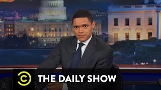 Donald Trump Dresses Up His Act: The Daily Show - Between the Scenes