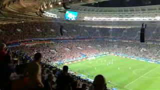 England kick off while Croatia are celebrating - EMBARRASSING!!