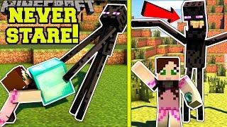 Minecraft: *NEVER* LOOK AT ENDERMAN
