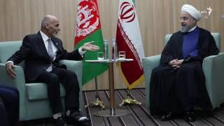 اختلاف میان ایران و افغانستان بر سر منابع آبی