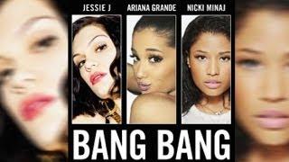 Ariana Grande, Nicki Minaj & Jessie J New Song