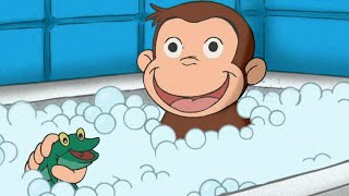Curious George 🐵 Muddy Monkey 🐵 Kids Cartoon 🐵 Kids Movies | Videos For Kids