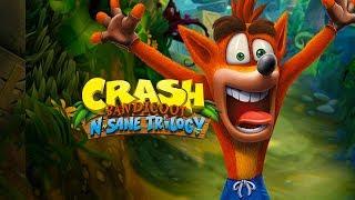 CRASH BANDICOOT N. SANE TRILOGY GAMEPLAY WALKTHROUGH