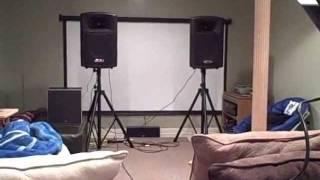 New DJ Equipment - Alesis Multimix 8 USB FX / Harbinger APS12