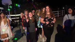 MADELINE'S 18TH BIRTHDAY COSTUME PARTY OCT. 27, 2018