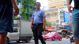 Robbed at gun point in Bangkok Thailand.
