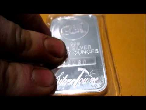 Don't get fooled into buying Fake Silver on eBay
