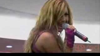 Ashley Tisdale - Headstrog TOUR ACROSS AMERICA full concert!