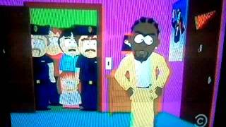 South park:R-Kelly in the closet
