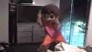dancing dora (Josh Witsell aka J-way) IG @longislandpartypeople