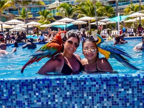 VLOG Hard Rock Hotel DreamTrip Cancun Mexico August 2016