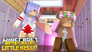 BRITNEY IS CYBER-BULLYING LITTLE KELLY! Minecraft School | (Roleplay)
