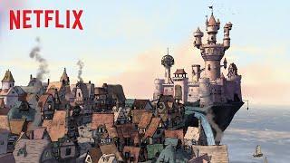 Disenchantment | مقدّمة تشويقيّة [HD] | Netflix