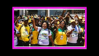 NEWS 24H - The cloud hanging over the election of the African National Congress after disqualificat