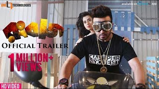 Rangbaaz Official Trailer | Shakib Khan | Bubly | Abdul Mannan | Rangbaaz Bengali Movie 2017