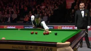 Jan 2017 Ronnie O'Sullivan V Marco Fu Masters Semi Final Full Match