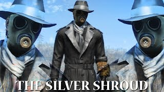 Fallout 4 Quest Mods - The Adventures of The Silver Shroud!