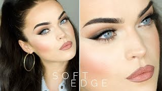 SOFT EDGE - soft eyeliner make-up look