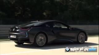 قيادة بي ام دبليو اي ايت BMW I8 2014 - تجربة