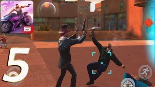 Gangstar Vegas - Gameplay Walkthrough part 5 -  Blowing Up The Polls (iOS, android)