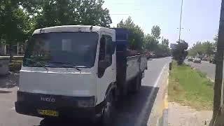 Iran - le 25 mai, La grève des camionneurs de Babol
