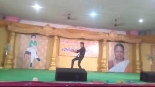 Daavuya , Chalmaar performance in college