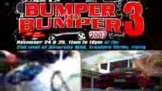 Bumper To Bumper 3 Carshow