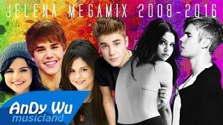 JELENA Megamix (2008-2016) | Justin Bieber & Selena Gomez (Mashup from