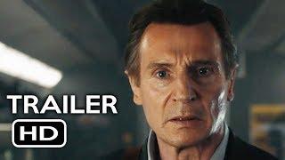 The Commuter Official Trailer #1 (2018) Liam Neeson, Vera Farmiga Thriller Movie HD