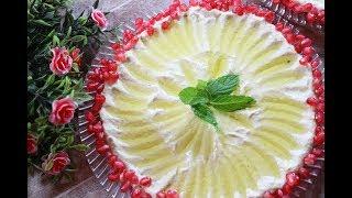 متبل الباذنجان بالطحينة اطيب و افضل من المطاعم تحضر بطريقة سهلة مع رباح محمد ( الحلقة 378 )