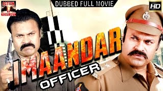 Imandaar Officer l 2017 l South Indian Movie Dubbed Hindi HD Full Movie