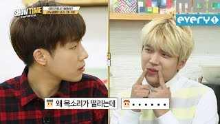 (Showtime EP.11) Sungkyu VS Woohyun Who's more cute?