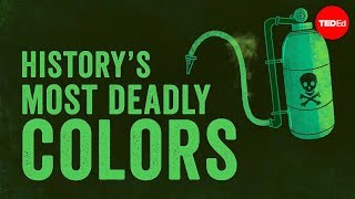 History's deadliest colors - J. V. Maranto